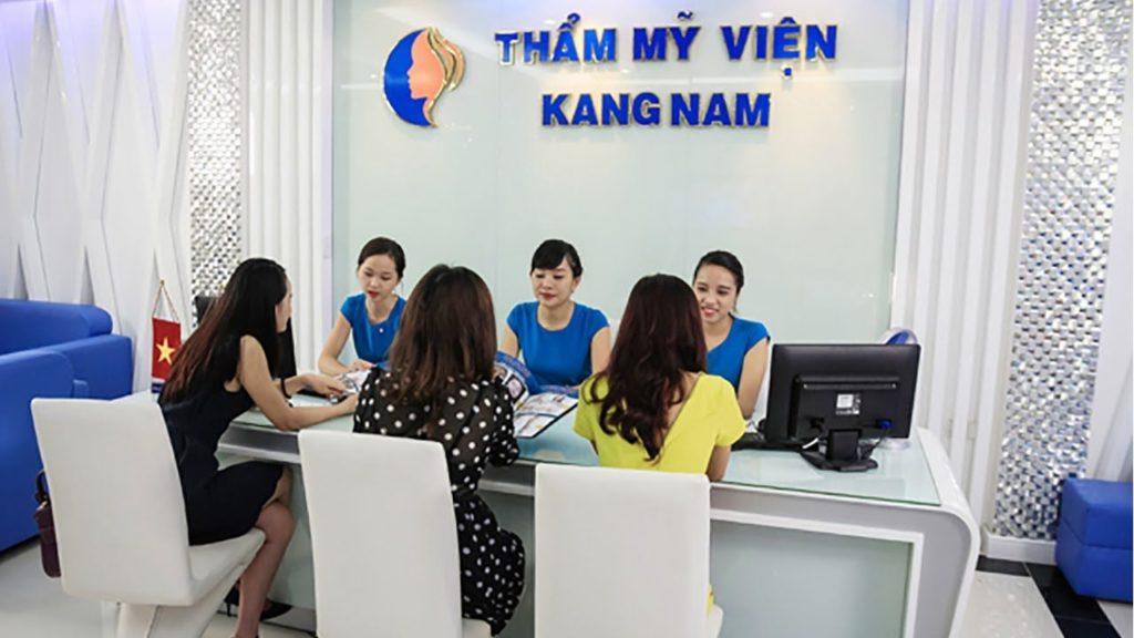 Địa chỉ thẩm mỹ viện kangnam ở tphcm - Nơi làm đẹp chất lượng, uy tín 2