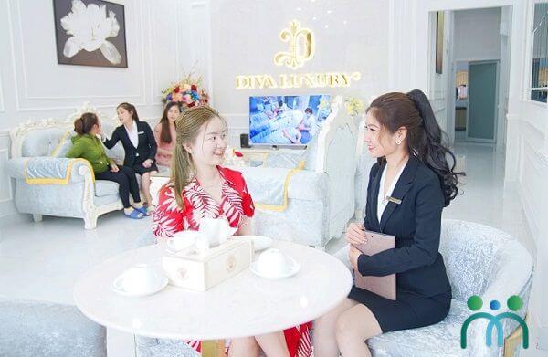 Diva Spa luôn đặt chất lượng dịch vụ lên hàng đầu