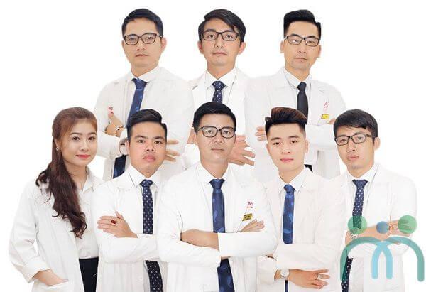 Đội ngũ bác sĩ tại Diva