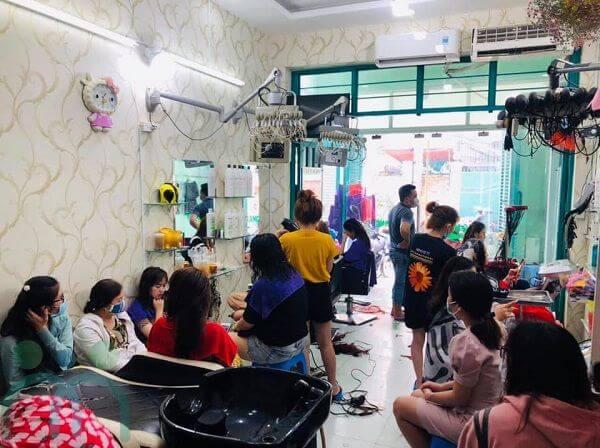 Hair Salon Ấn Tượng Gò Vấp