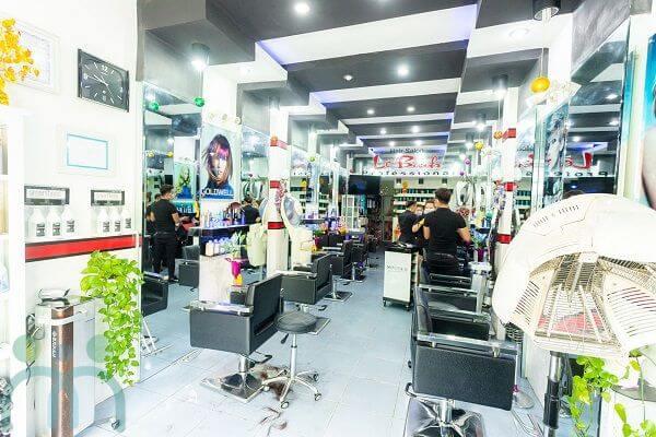 Hair Salon Lê Bình