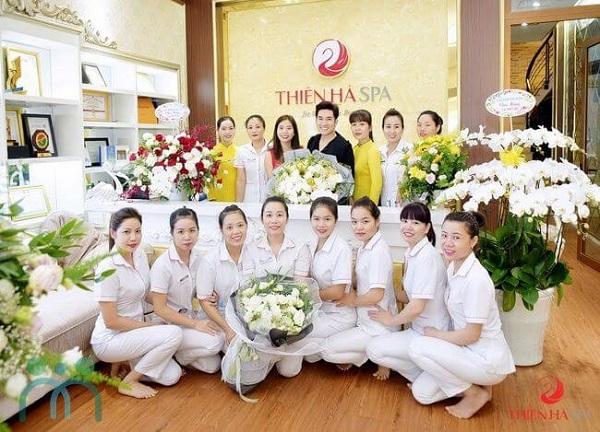 Thiên Hà Spa