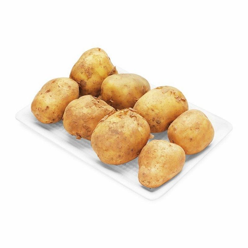 Thực phẩm vàng đẹp da là khoai tây