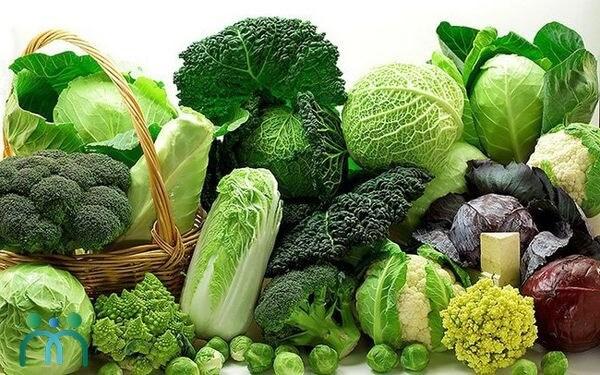 Rau xanh thực phẩm hàng đầu cho làn da đẹp