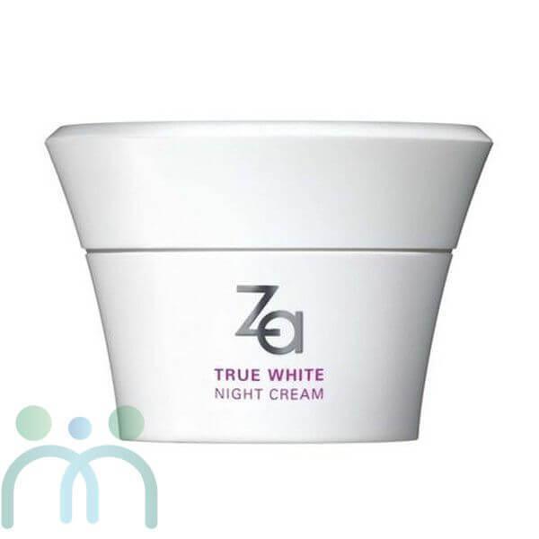Kem dưỡng da ban đem Za True White Cream