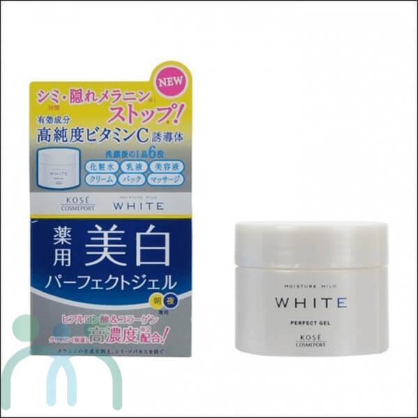 Kem dưỡng da ngày và đêm Kose Moisture Mild White Cream