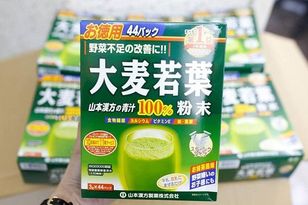 Bột lá lúa mạch Grass Barley Nhật Bản