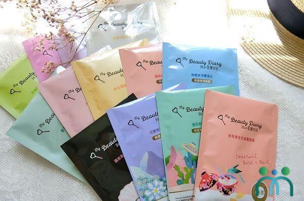 Thương hiệu mỹ phẩm Đài Loan My Beauty Diary