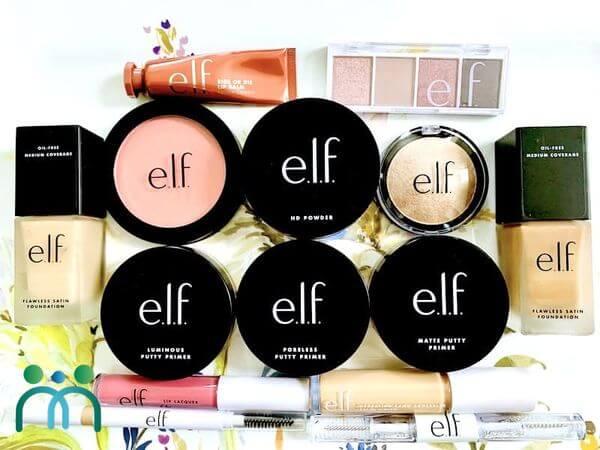 ELF thương hiệu mỹ phẩm bình dân tốt