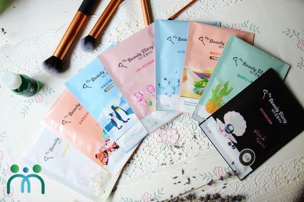 My Beauty Diary thương hiệu mỹ phẩm tốt giá phải chăng từ Đài Loan