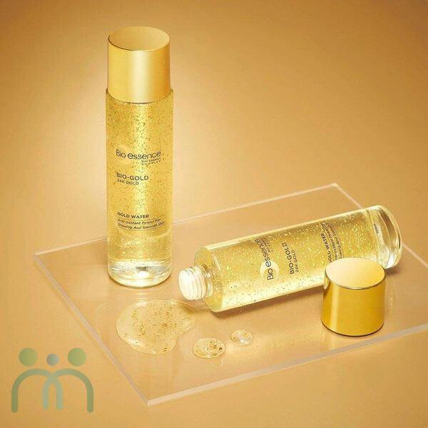 Nước dưỡng da chiết xuất vàng 24k Bio-Essence Gold Water