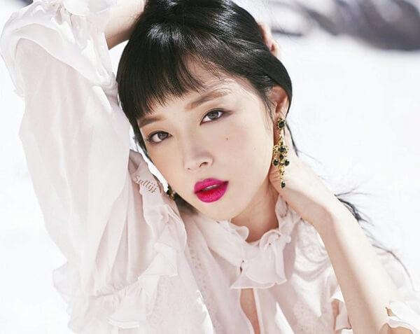 Rụng tim với những hình ảnh môi đẹp của các idol K-Pop 8
