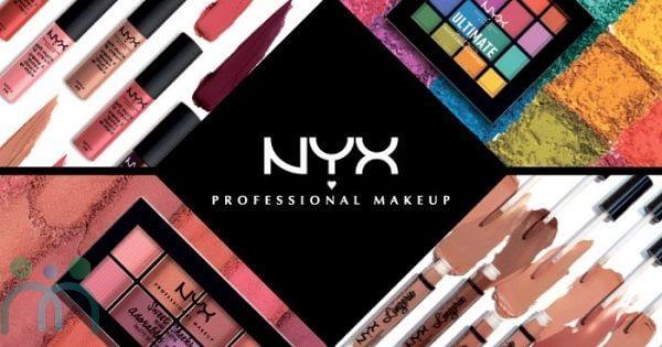 NYX hãng mỹ phẩm nổi tiếng của USA