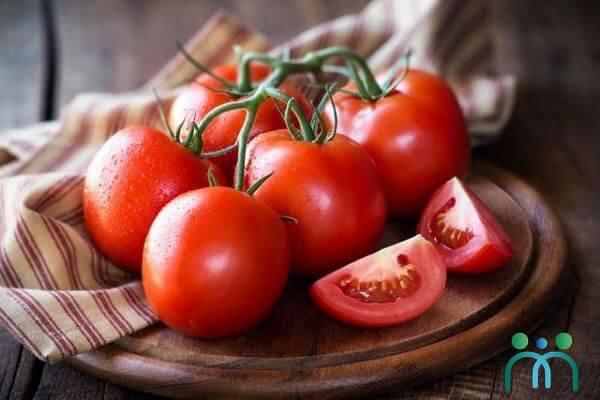 Ăn cà chua giúp da căng mịn và ngăn tình trạng lão hóa