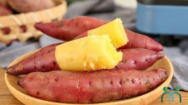 Khoai lang với vitamin A, beta carotene giúp da khỏe mạnh