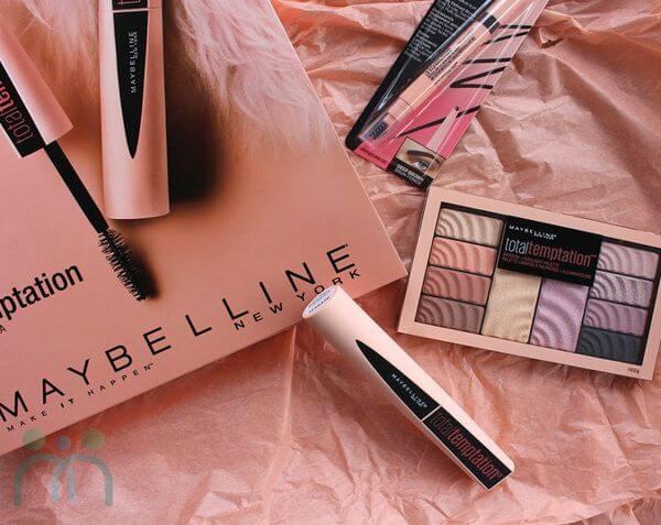 Maybeline – Hãng mỹ phẩm nổi tiếng của Mỹ (USA)