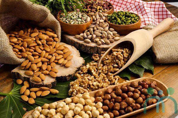 Ngũ cốc nguyên hạt giúp làm đẹp da, chống lão hóa