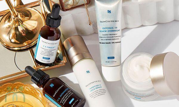 Skinceuticals hãng mỹ phẩm Mỹ (USA) được nhiều người lựa chọn