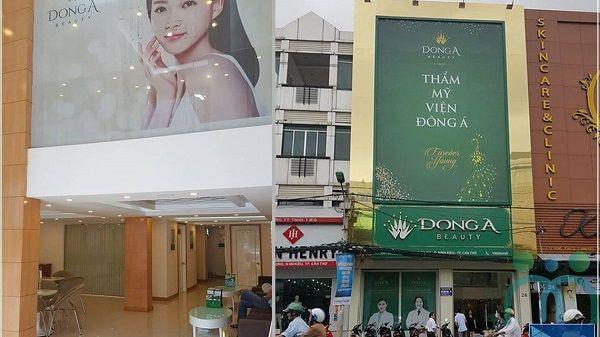 Thẩm mỹ viện Đông Á Cần Thơ