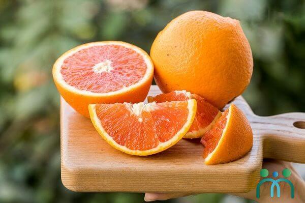 Cam là loại trái cây tốt nhất để đưa vào chế độ giảm cân của bạn