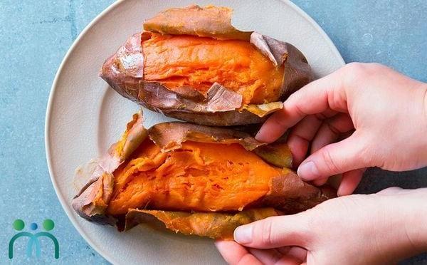 Không chỉ có tác dụng giảm cân, ăn khoai lang còn rất tốt cho sức khỏe