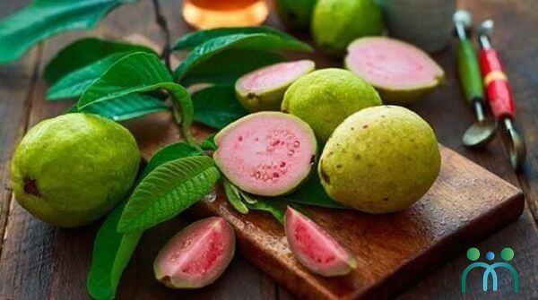 Ổi là một loại trái cây giảm cân hiệu quả vì giàu chất xơ