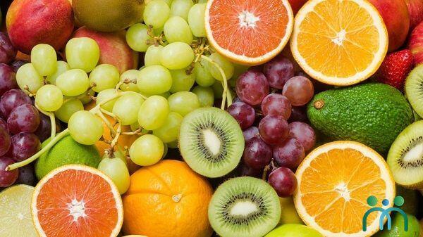 Trái cây là nguồn thực phẩm giàu dinh dưỡng và hữu ích trong việc giảm cân