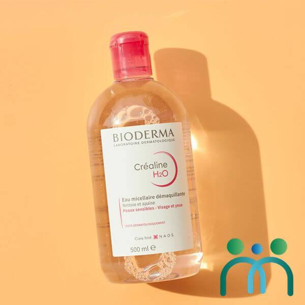 Bioderma Créaline H2O là nước tẩy trang chất lượng số 1 trên thế giới