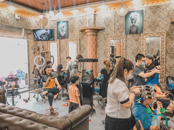 Viện uốn tóc Khải Dĩ An
