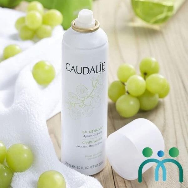 Xịt khoáng Caudalie Grape Water