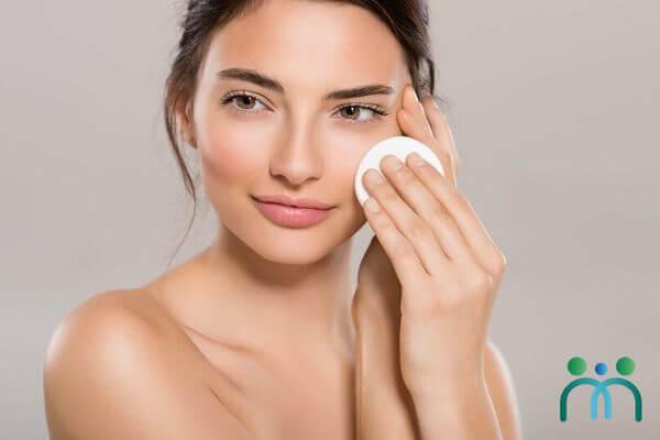 Làm sạch da đúng cách