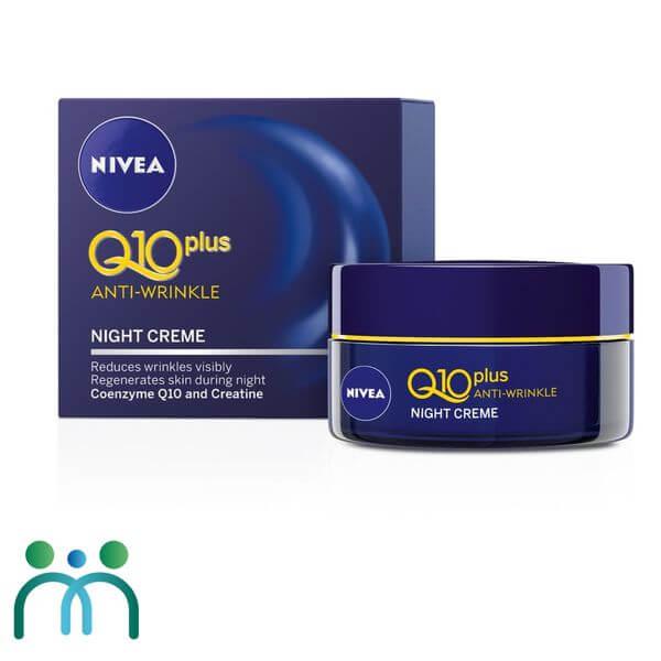 Nivea Anti-Falten Q10 Plus ban đêm