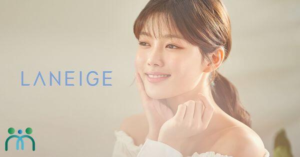 Laneige thương hiệu mỹ phẩm Hàn Quốc