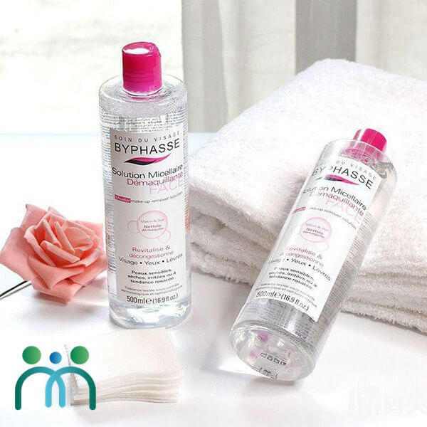 Nước tẩy trang Byphasse Solution Micellaire