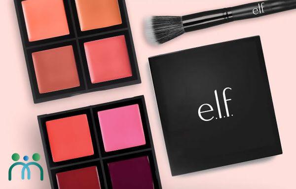 Phấn má ELF Studio Blush Palette