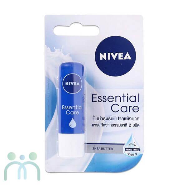 Son dưỡng không màu Nivea Essential Care