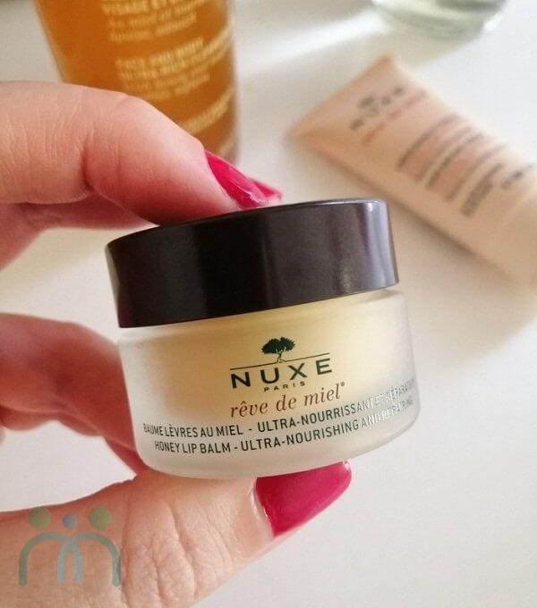 Son dưỡng môi Nuxe Reve de Miel Ultra Nourishing Lip Balm