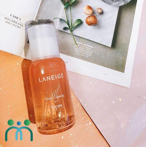 Tinh chất dưỡng ẩm Laneige Fresh Calming Balancing Serum