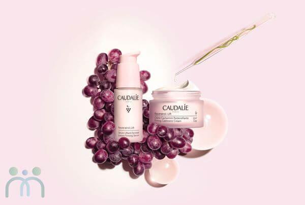 Caudalie được chiết xuất từ nguyên liệu tự nhiên