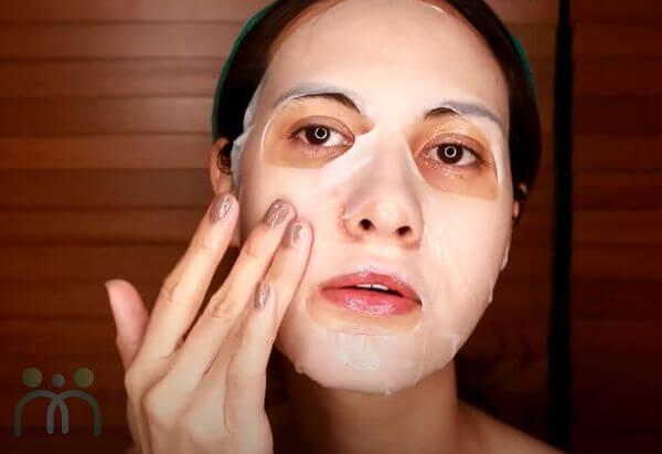Đắp Banobagi Vita Jelly Genic Mask có cần rửa lại không ?