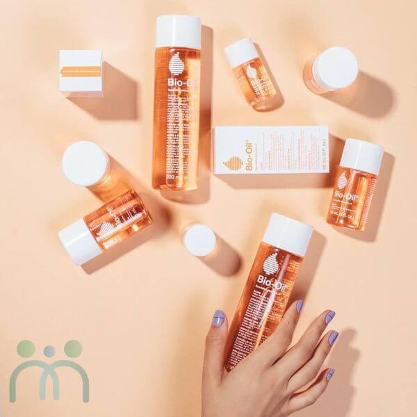 Dầu dưỡng chống rạn bà bầu da Bio-Oil Skincare Oil