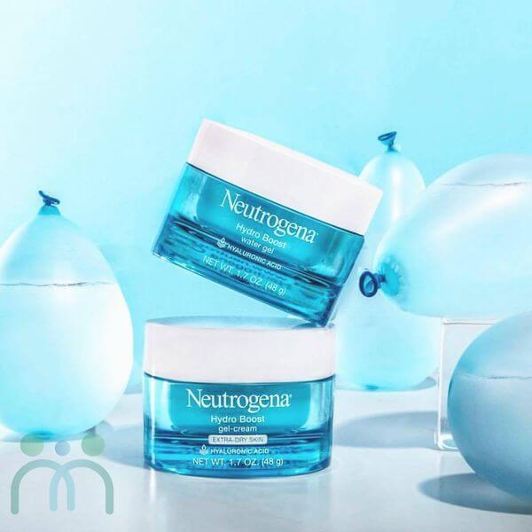 Kem dưỡng ẩm cho mẹ bầu Neutrogena Hydro Water Gel