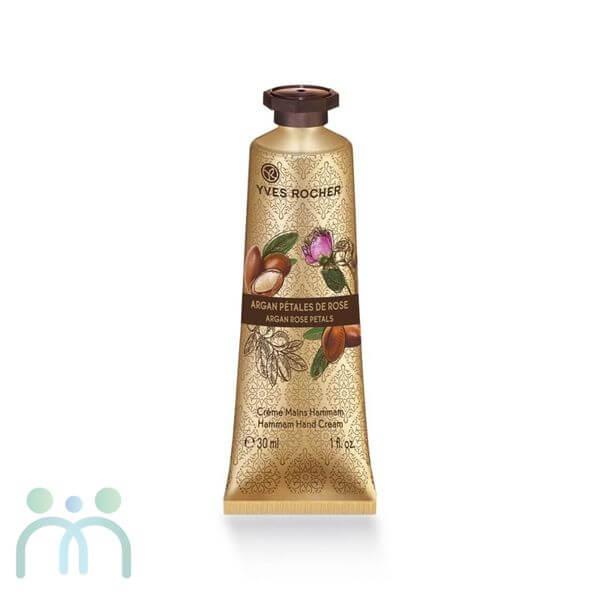Kem dưỡng da tay Yves Rocher Argan Rose Hammam Hand Cream