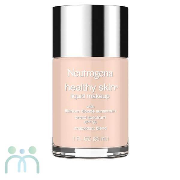 Neutrogena Healthy Skin Liquid Makeup SPF 20 có thiết kế hình trụ