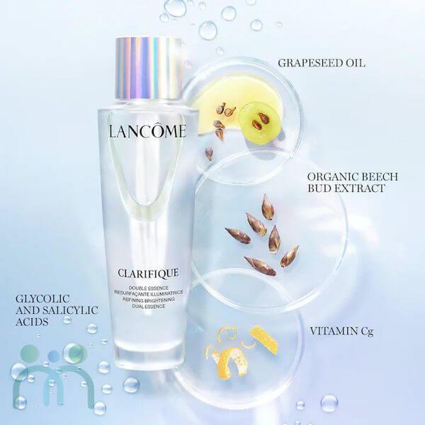 Mỹ phẩm Lancome được chiết xuất nguyên liệu thiên nhiên lành tính