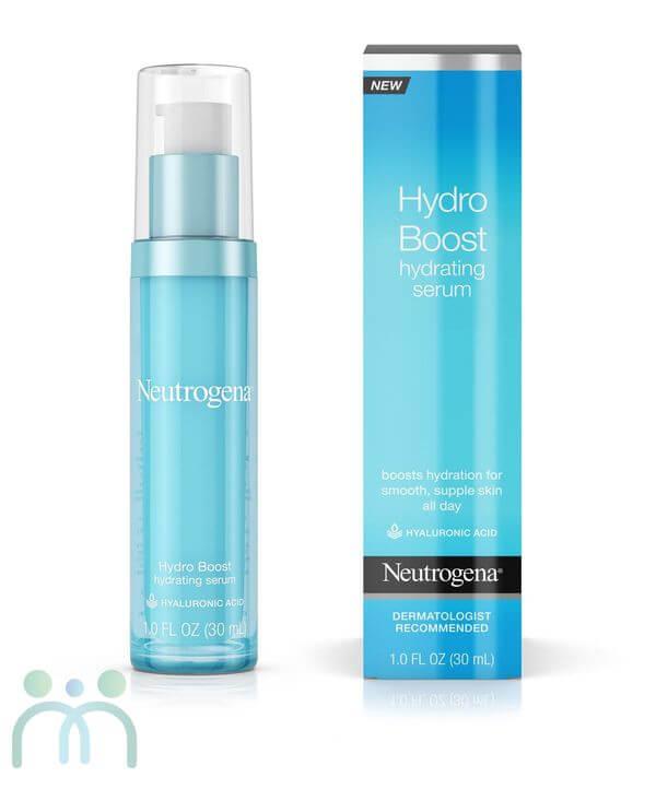 Serum cho da khô Neutrogena Hydro Boost Hydrating Serum