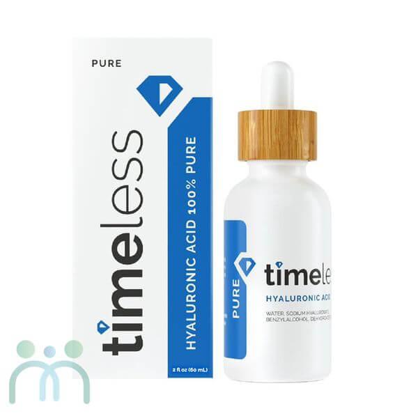 Serum dưỡng ẩm da mặt Timeless Hyaluronic Acid Serum 100% Pure
