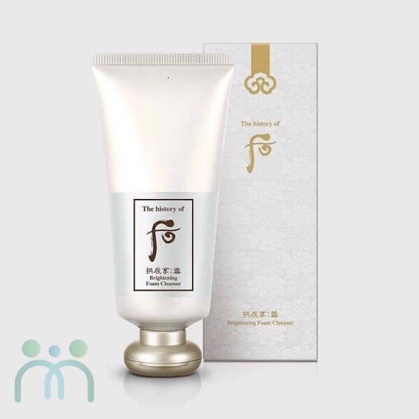 Sữa rửa mặt Whoo Gongjinhyang Seol Brightening Foam Cleanser