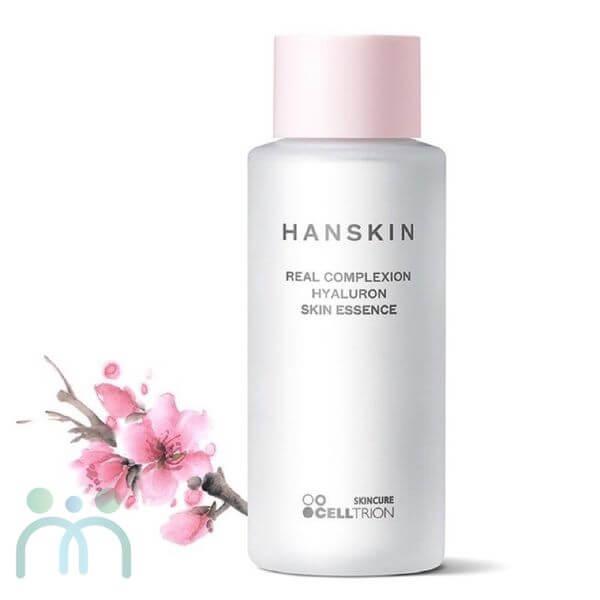 Tinh chất dưỡng ẩm Hanskin Real Complexion Hyaluron Skin Essence