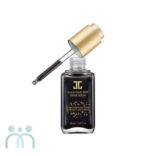 Tinh chất dưỡng trắng và tái tạo da JAYJUN Black Pearl First Repair Serum